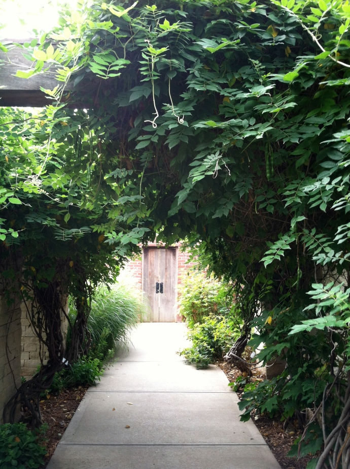 The Path to the Garden