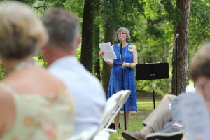 Wedding Poetry Reading